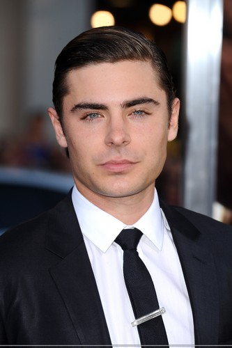 Zac Efron - The Lucky One Los Angelas