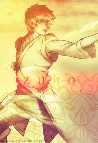 Zuko - fire - avatar-the-last-airbender Photo