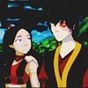 Zuko and Katara photo containing anime called Zutara