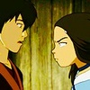 Zuko and Katara photo possibly with anime called Zutara
