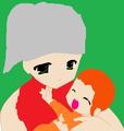 baby kyuubi
