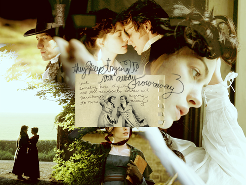 Becoming Jane wallpaper containing a street titled becoming jane wallpaper