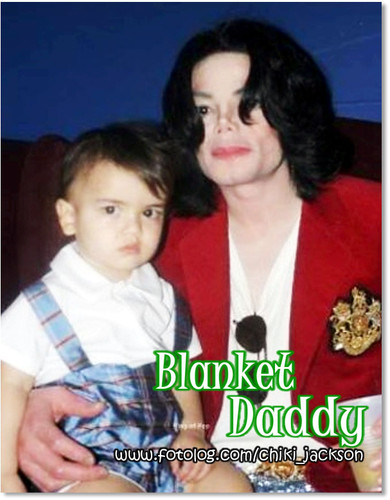 blanket and michael