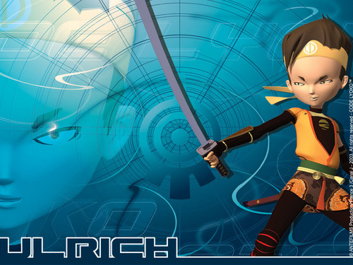 code lyoko wallpaper