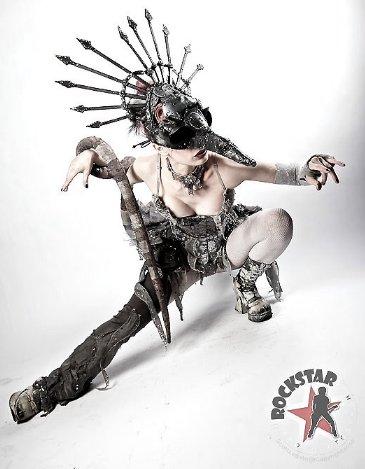 Emilie Autumn fond d'écran called ea