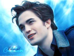 Twilight Saga Фильмы Обои containing a portrait called edward&bella