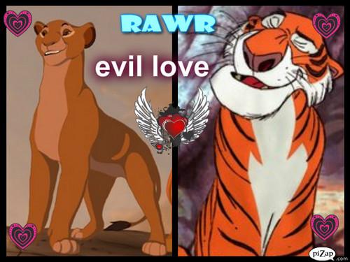 evil প্রণয়