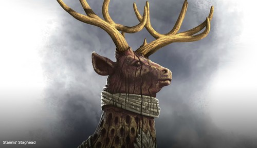 Stannis' Staghead