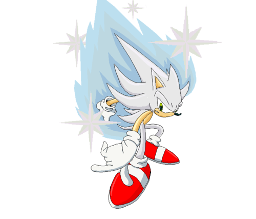 hyper sonic - sonic-the-hedgehog