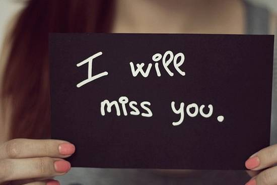 will miss you all quotes