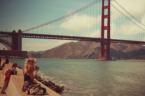 if you're going to San Francisco ♥