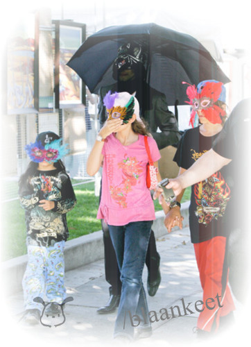 jackson family - paris-jackson