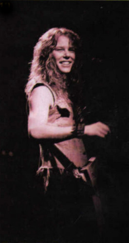 James Hetfield wallpaper probably with a concert titled james