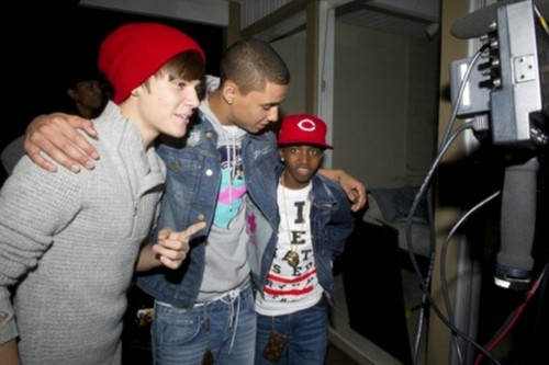justin bieber,Quincy Brown new photoshoot,2012