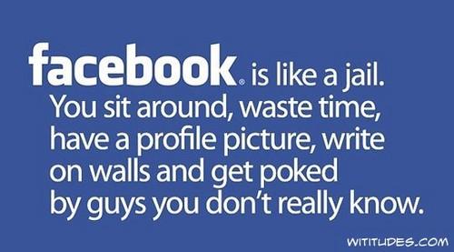 Facebook wallpaper titled lol Facebook lol