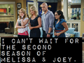 mel and joey - melissa-and-joey fan art