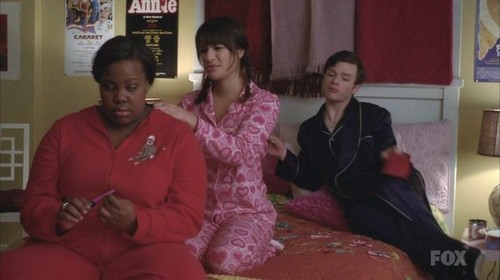 mercedes, rachel and kurt