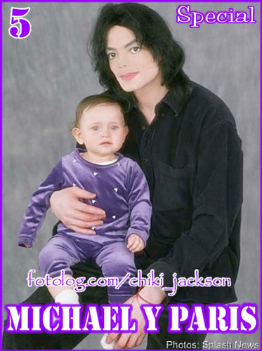 michael and paris