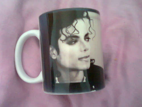 my MJ cup
