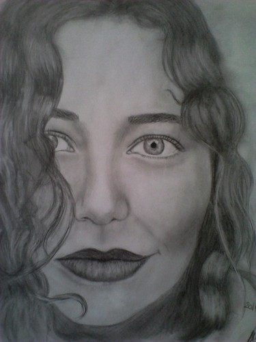 my Tori drawing