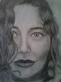 my Tori drawing - tori-amos fan art