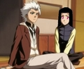 pics with hinata and toshiro