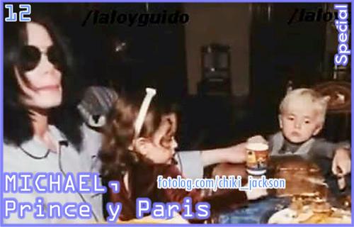 prince and paris
