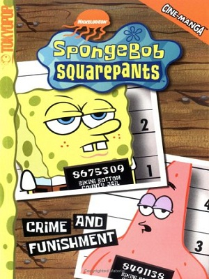 spongebob and patrick become crime