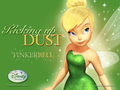 tink the fairy/pixie - tinkerbell wallpaper