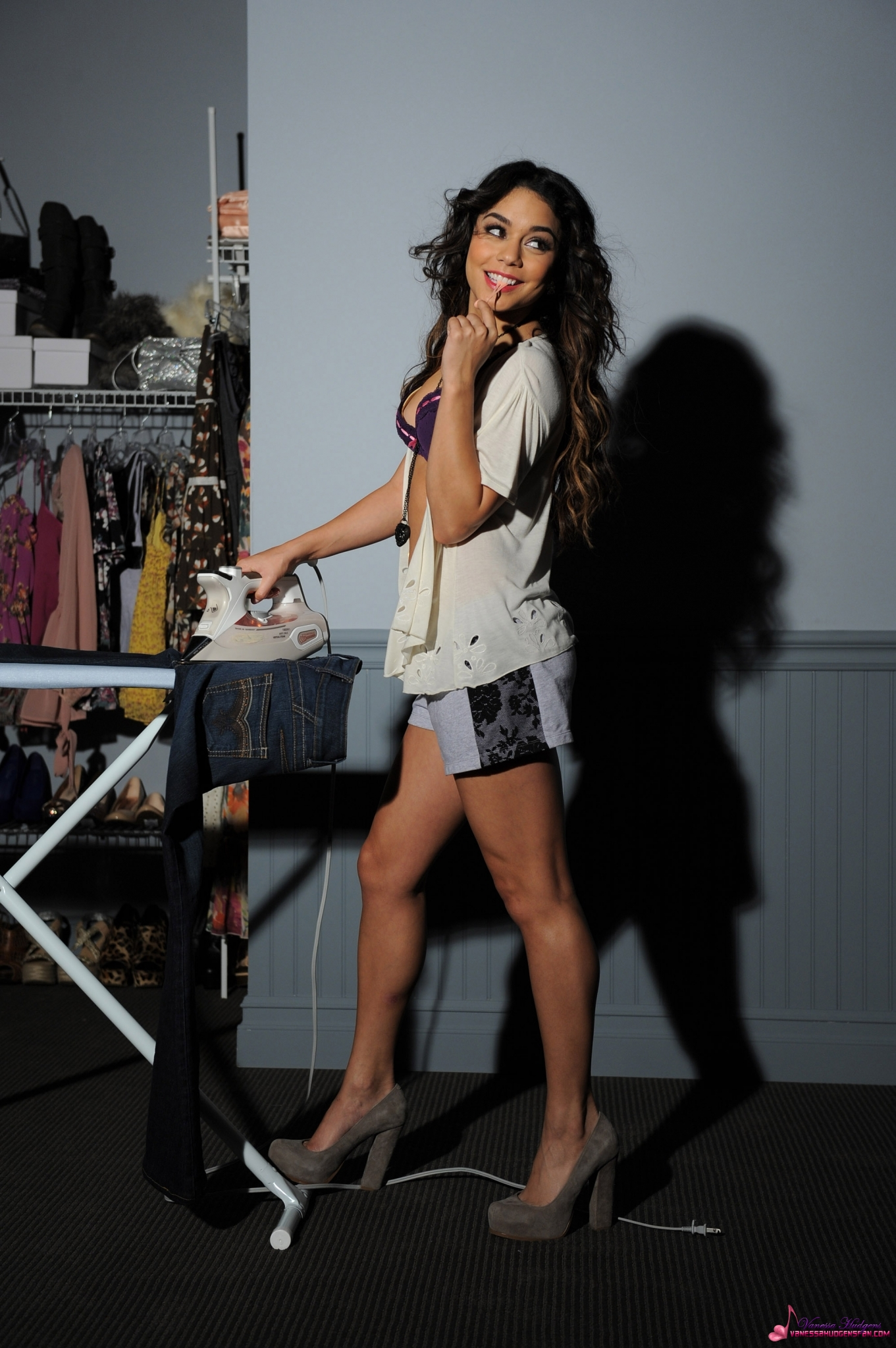 Vanessa hudgens in pantyhose agree, this