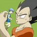 vegeta and bulma - bulma-and-vegeta-s-love icon