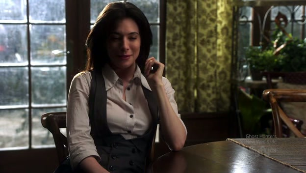 where_and_when - HG Wells - Warehouse 13 Photo (30515480) - Fanpop