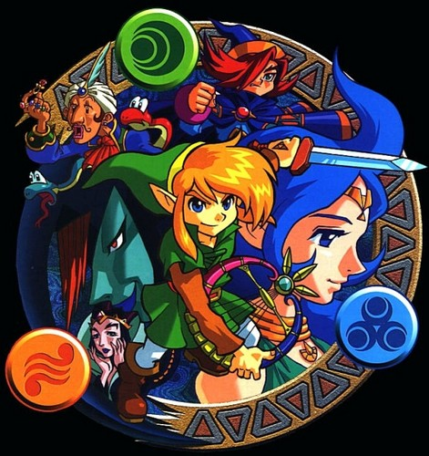 The Legend of Zelda images Legend of Zelda: Oracle of Ages wallpaper and background photos
