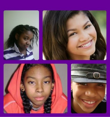 zendaya and mindless behavior - photo #10