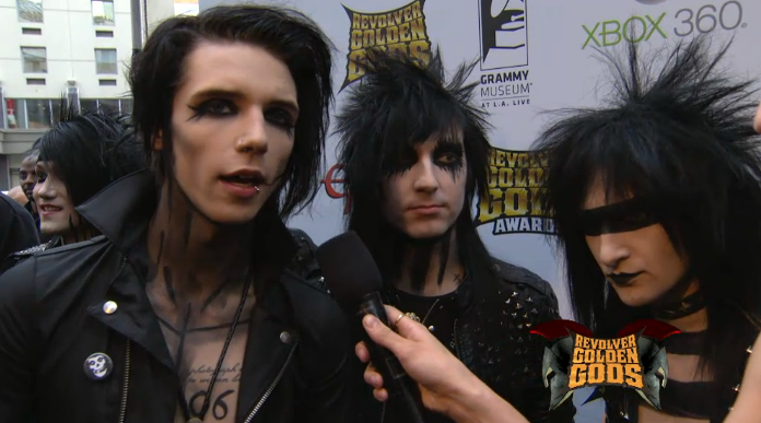 Jinxx and andy