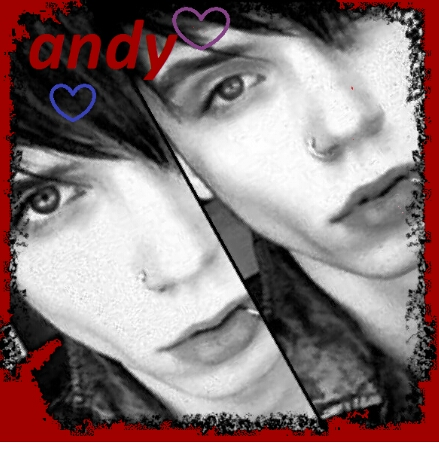 <3<3Andy <3<3