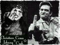 rakshasas-world-of-rock-n-roll - ☆ CC & Johnny Cash ☆  wallpaper