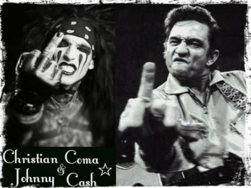 ☆ CC & Johnny Cash ☆