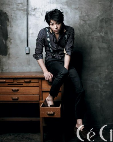 Ceci January 2012 issue
