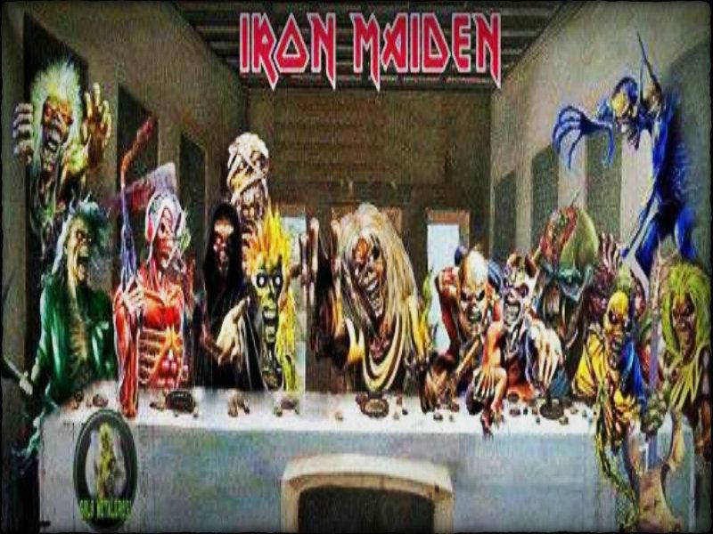 ☆ Iron Maiden ☆