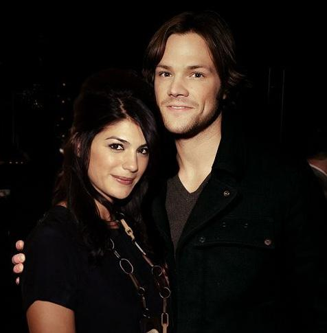 Jared Padalecki & Genevieve Cortese wallpaper titled ~Jared&Gen~