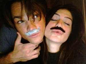 Jared Padalecki & Genevieve Cortese 壁紙 possibly containing a portrait entitled ~Jared&Gen~