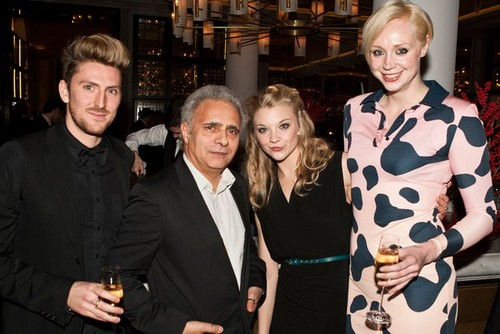 Liberatum Hosts Private avondeten, diner To Honour Sir Peter Blake