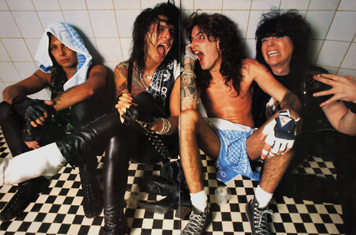 ☆ Mötley Crüe ☆