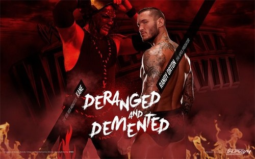 Randy Orton wallpaper with a concert entitled  Randy Orton <3