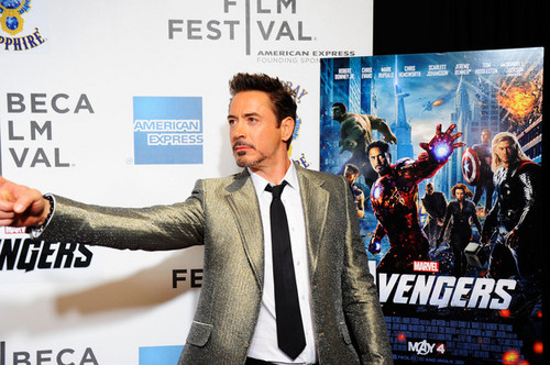 """The Avengers"" Premiere"