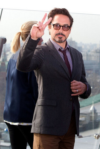 'The Avengers' in Moscow