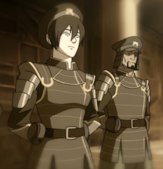 spoiler* Adult Toph - Avatar: The Last Airbender Photo (30628563 ...: www.fanpop.com/clubs/avatar-the-last-airbender/images/30628563...