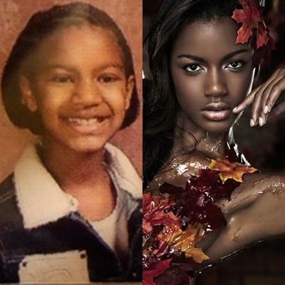 young Eboni