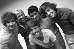 1D Black and White